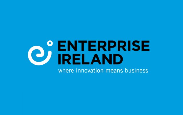 Client logo for Enterprise Ireland