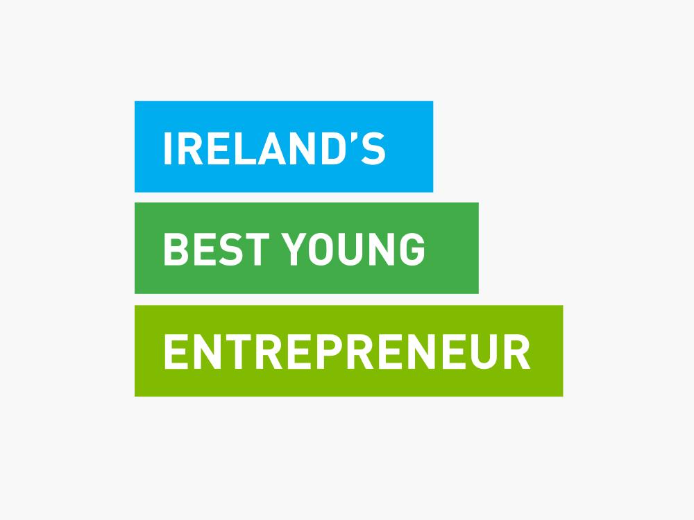 Logo for Ireland's best young entrepreneurs